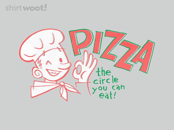 Edible Circles T Shirt