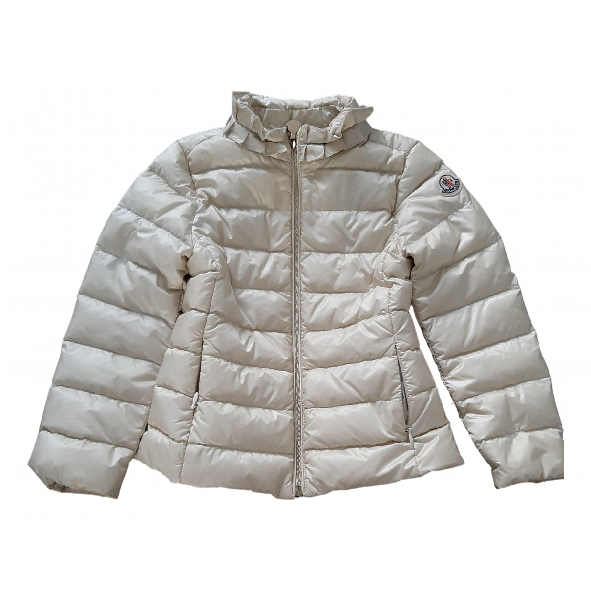 Moncler Classic Beige jacket & coat for Kids 3 years - up to 98cm FR