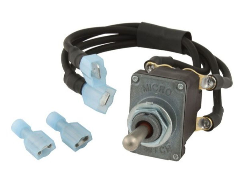 Quickcar Racing Products Electric Wing Switch Kit Pre-Wired