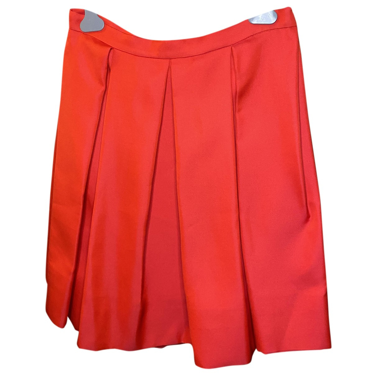 Prada N Red skirt for Women 46 IT