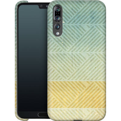 Huawei P20 Pro Smartphone Huelle - Triangles Artifact von Brent Williams