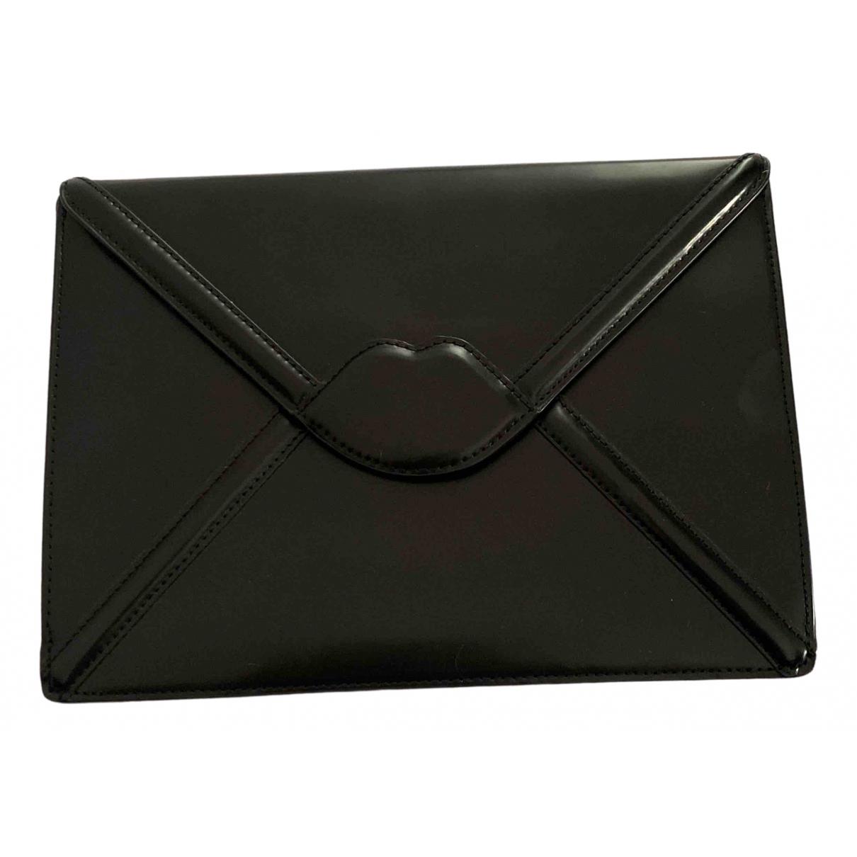 Lulu Guinness - Accessoires   pour lifestyle en cuir - noir