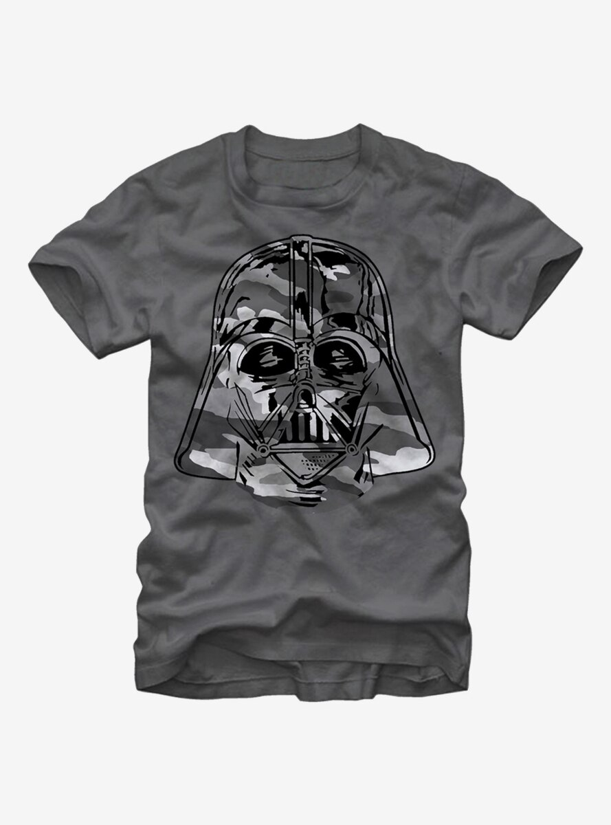 Star Wars Darth Vader Camo T-Shirt