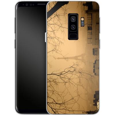 Samsung Galaxy S9 Plus Silikon Handyhuelle - Paris von caseable Designs