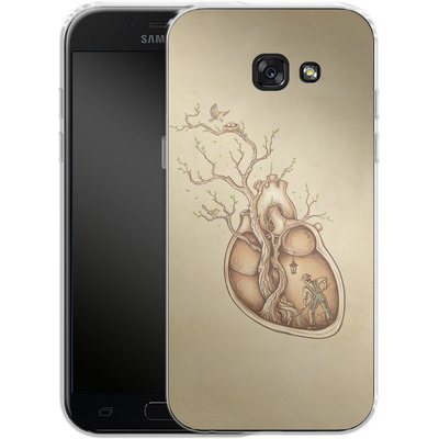 Samsung Galaxy A5 (2017) Silikon Handyhuelle - Tree Of Life von Enkel Dika