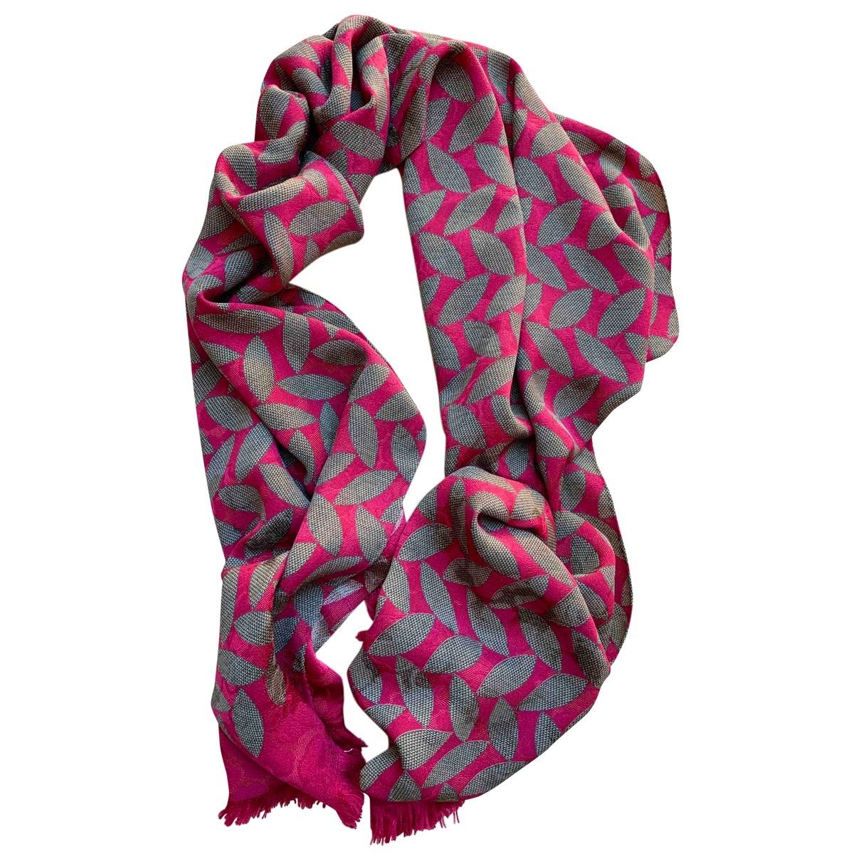 Giorgio Armani \N Silk scarf & pocket squares for Men \N