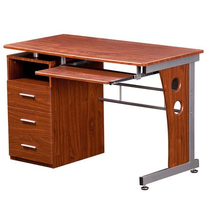 RTA-3520-M615 Computer Desk with Ample Storage  in
