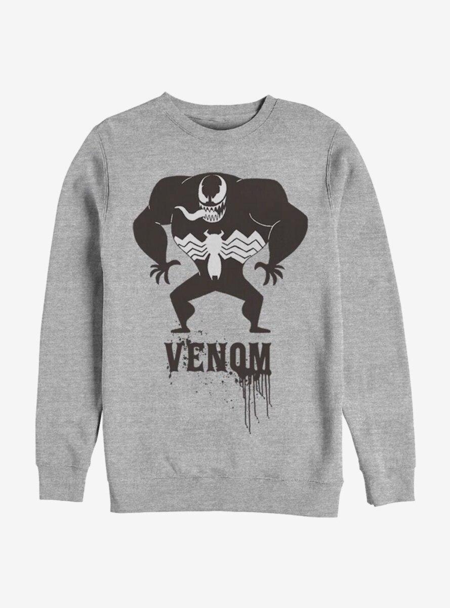 Marvel Venom Kawaii Venom Sweatshirt