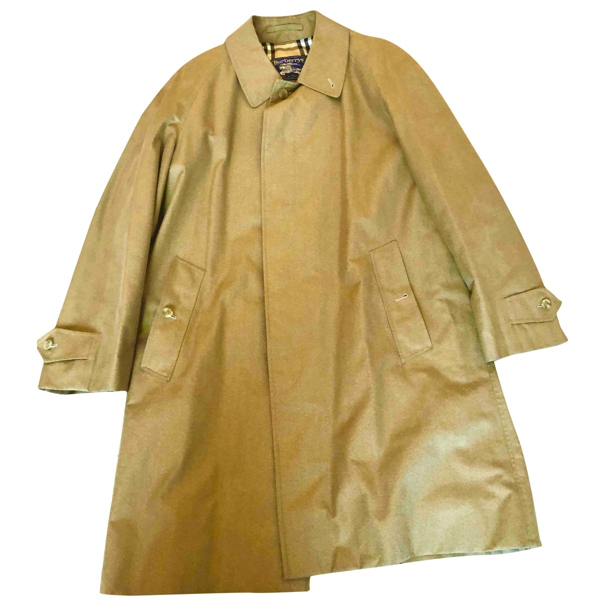 Burberry - Manteau   pour homme en coton
