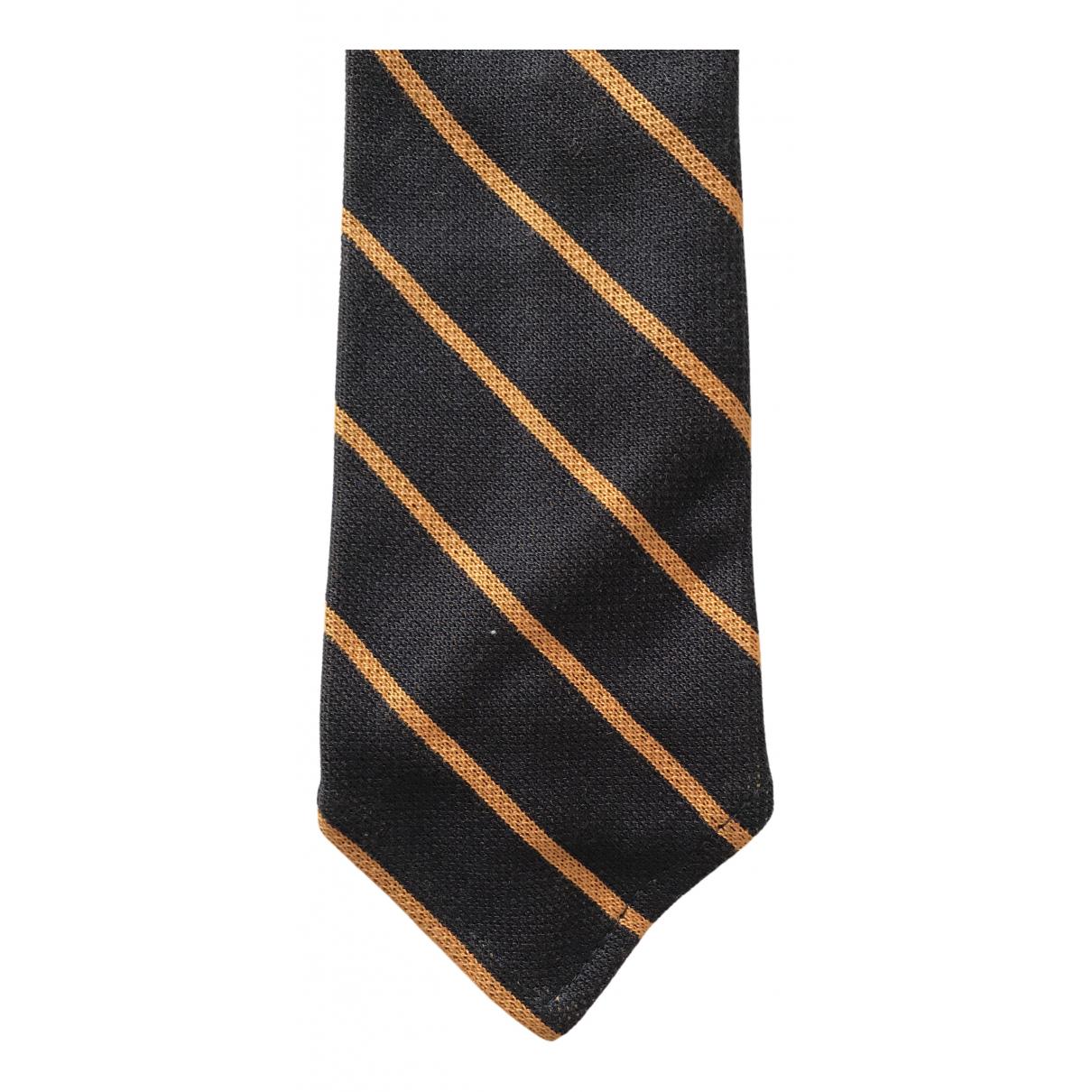 Gucci - Cravates   pour homme en laine - multicolore