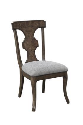 256202-2316 Landmark  Splat Back Side Chair in