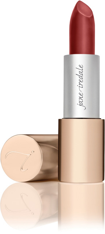 Triple Luxe Long Lasting Naturally Moist Lipstick - Jessica (dark peach w/ red undertones)