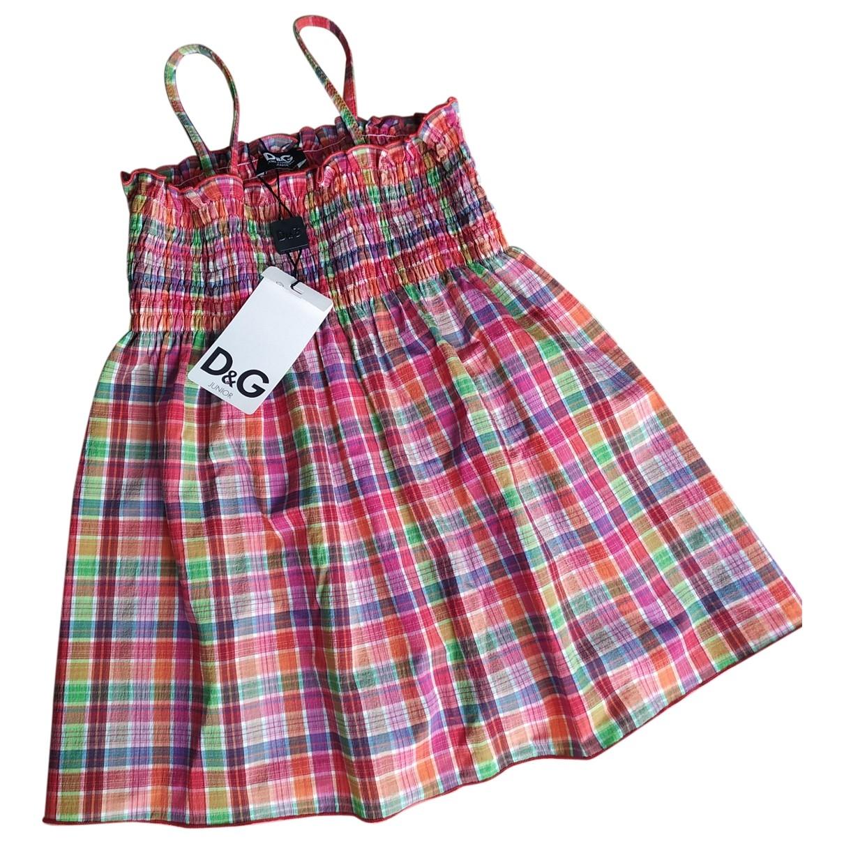 D&g - Robe    pour enfant - multicolore