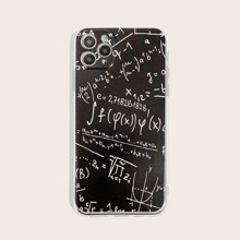 Letter Graphic iPhone Case