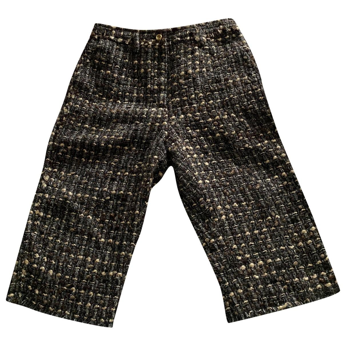 Dolce & Gabbana \N Shorts in Wolle