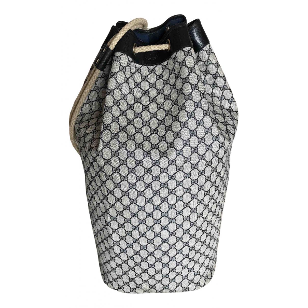 Gucci N Blue backpack for Women N