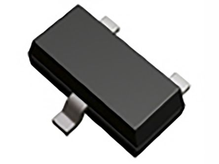 ROHM 2SARA41CT116R PNP Transistor, 50 mA, -120 V, 3-Pin SOT-23 (50)