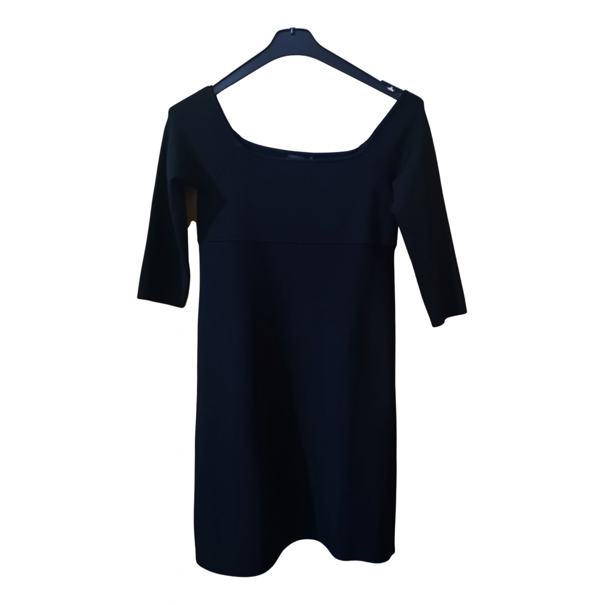 Liu.jo \N Kleid in  Schwarz Viskose