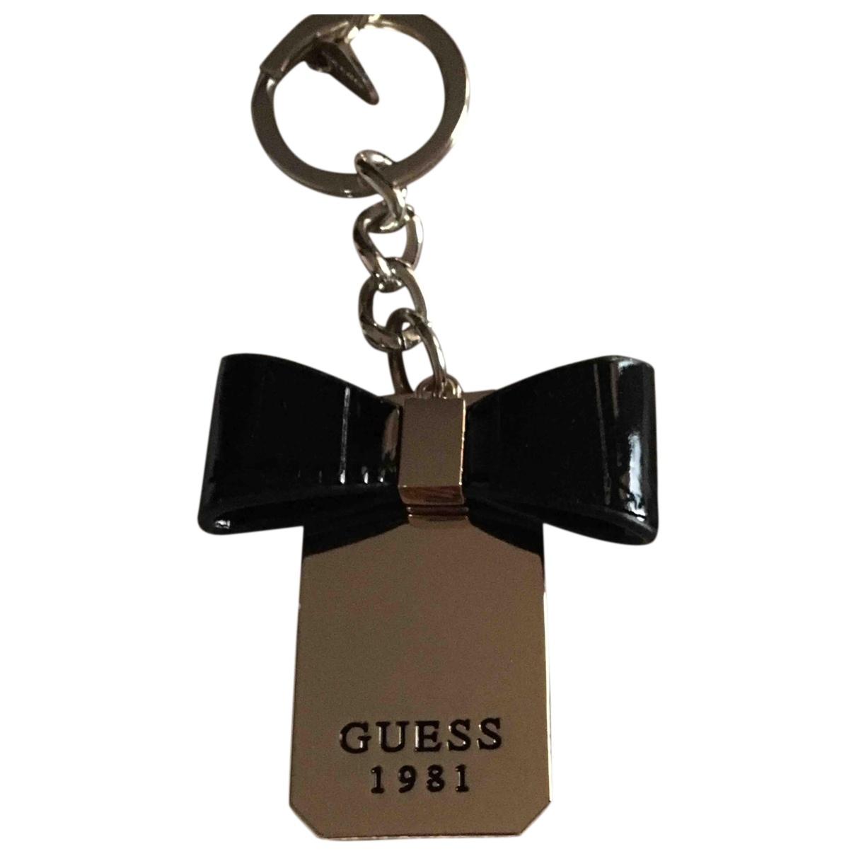 Guess - Bijoux de sac   pour femme en metal - dore
