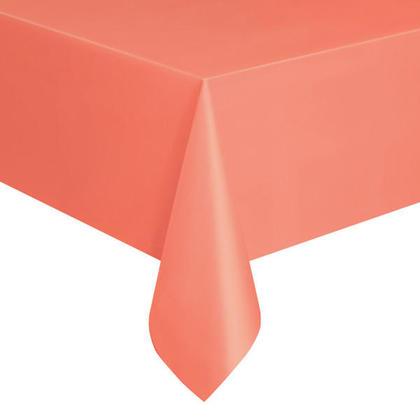 Corail Massif Rectangulaire en Plastique sur le Couvercle de la Table 54