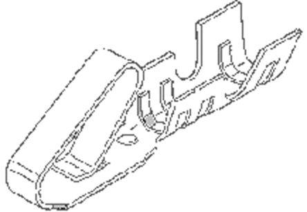 Molex , KK 254 Female Crimp Terminal Contact 22AWG 08-52-0123 (25)