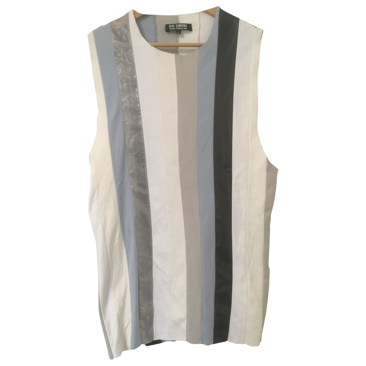 Raf Simons - Tee shirts   pour homme en coton