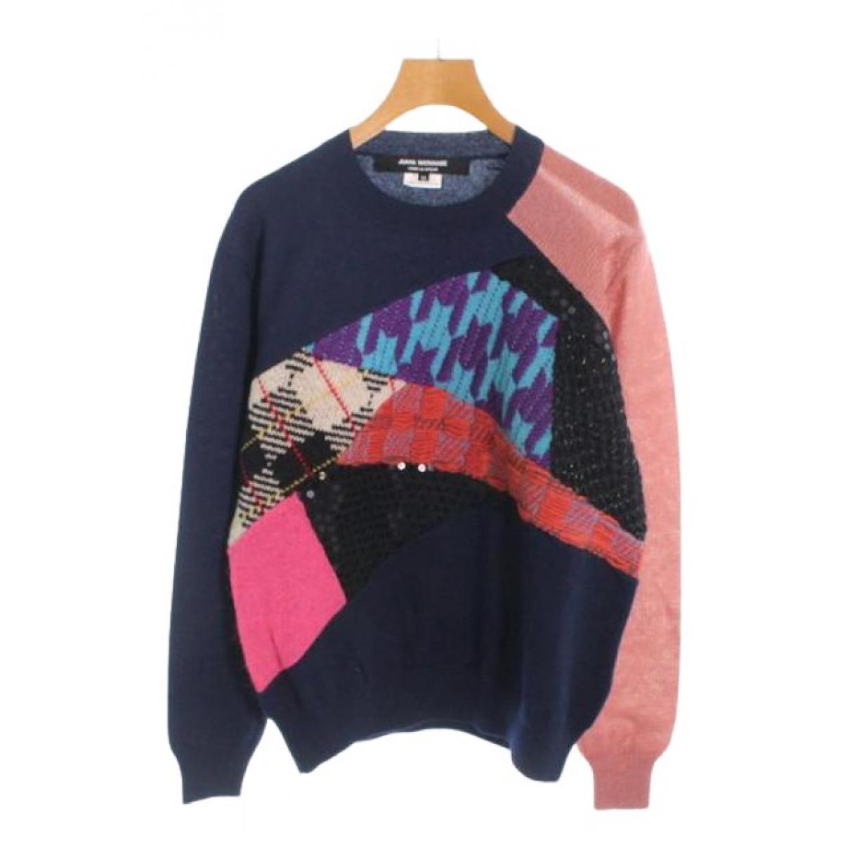 Comme Des Garcons N Blue Knitwear for Women M International
