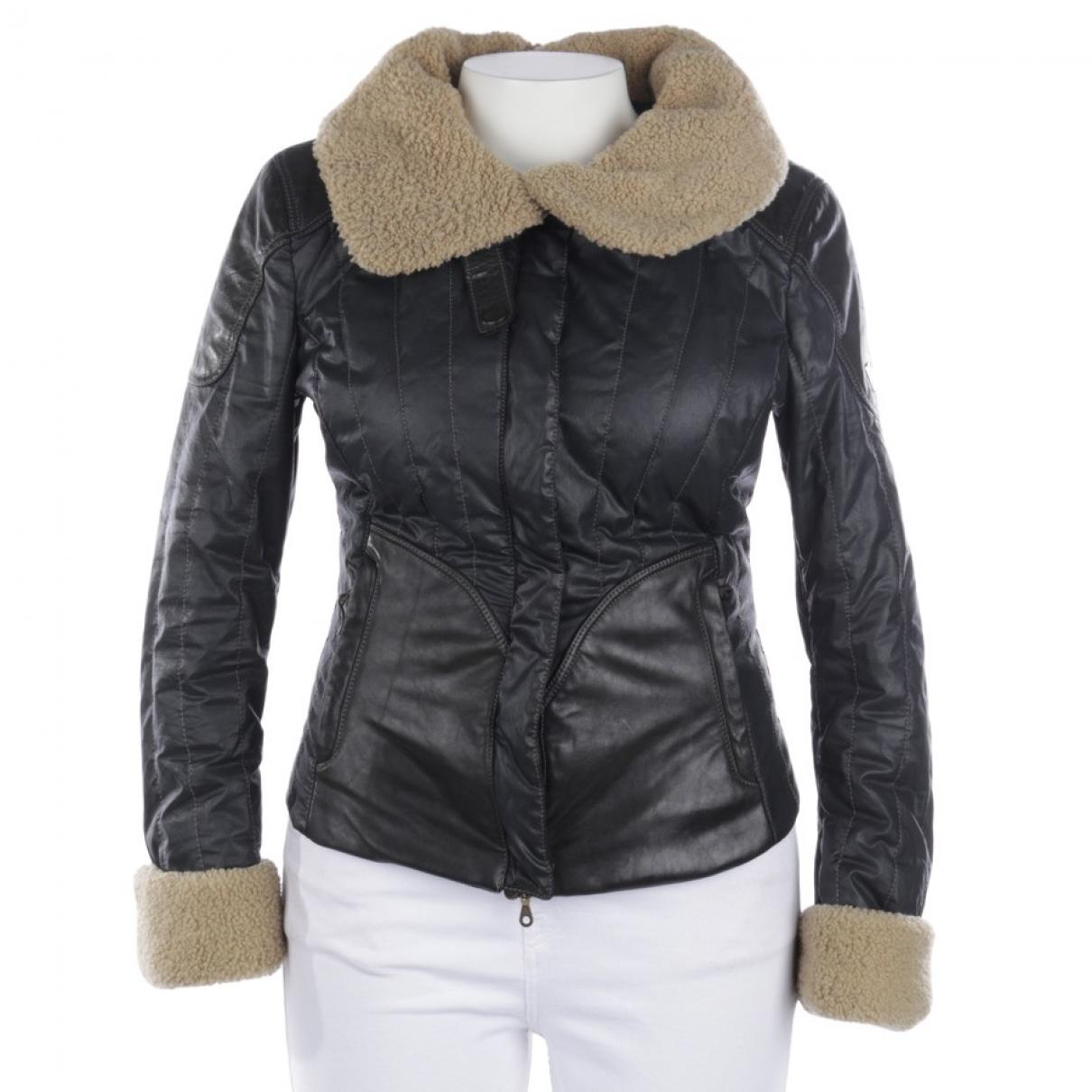 Matchless - Veste   pour femme en coton - marron