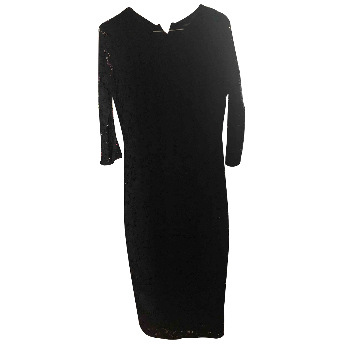 River Island \N Black Lace dress for Women 12 UK