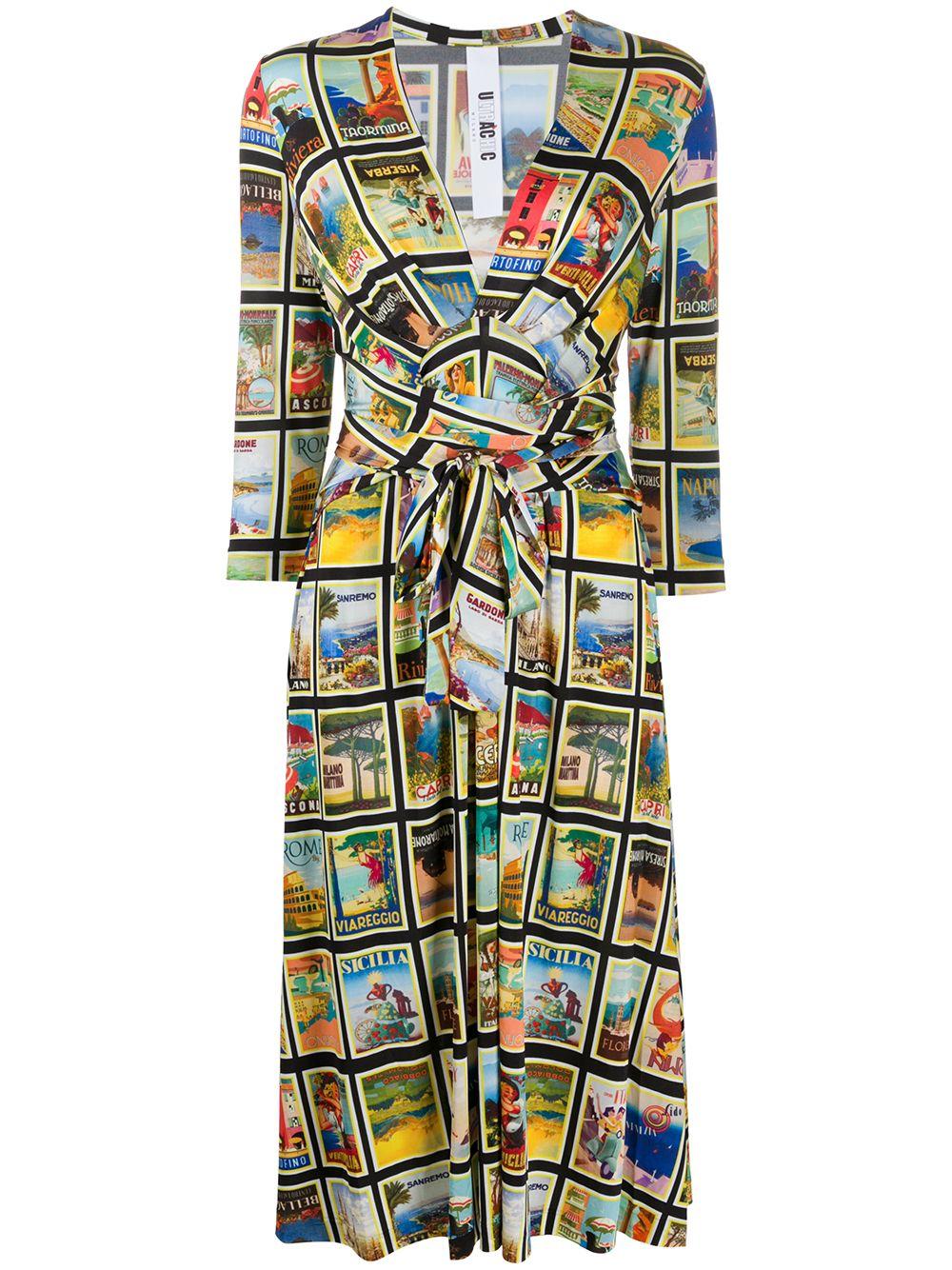 Dolce Vita Print Dress