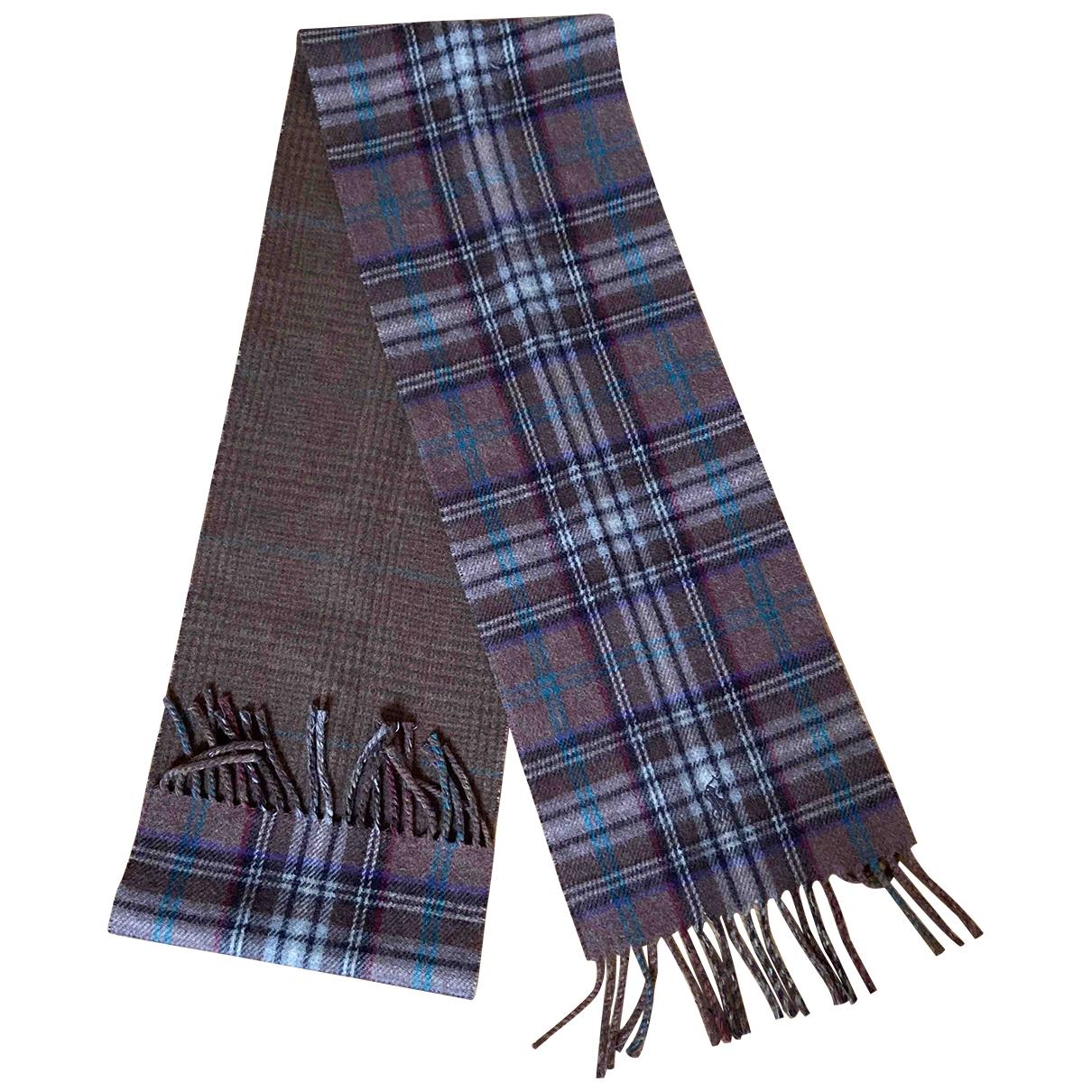 Polo Ralph Lauren \N Tuecher, Schal in  Braun Wolle