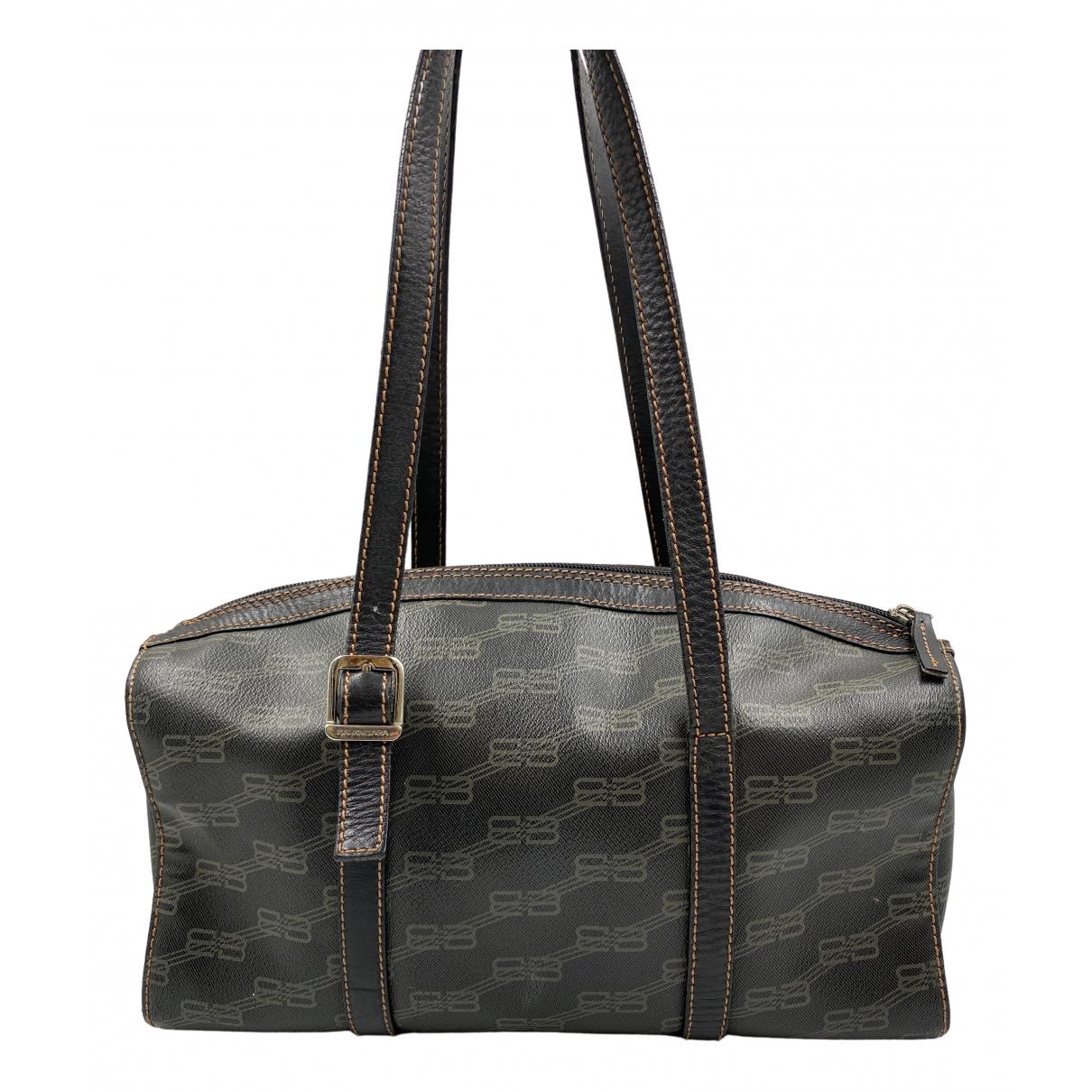 Balenciaga \N Grey Cloth handbag for Women \N