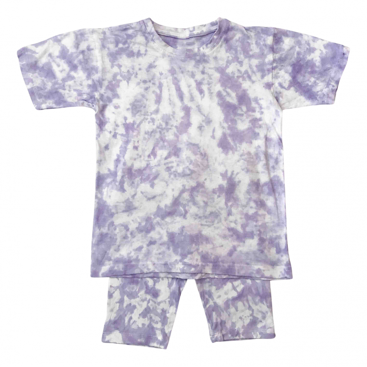Non Signé / Unsigned \N Purple Cotton Outfits for Kids 4 years - until 40 inches UK