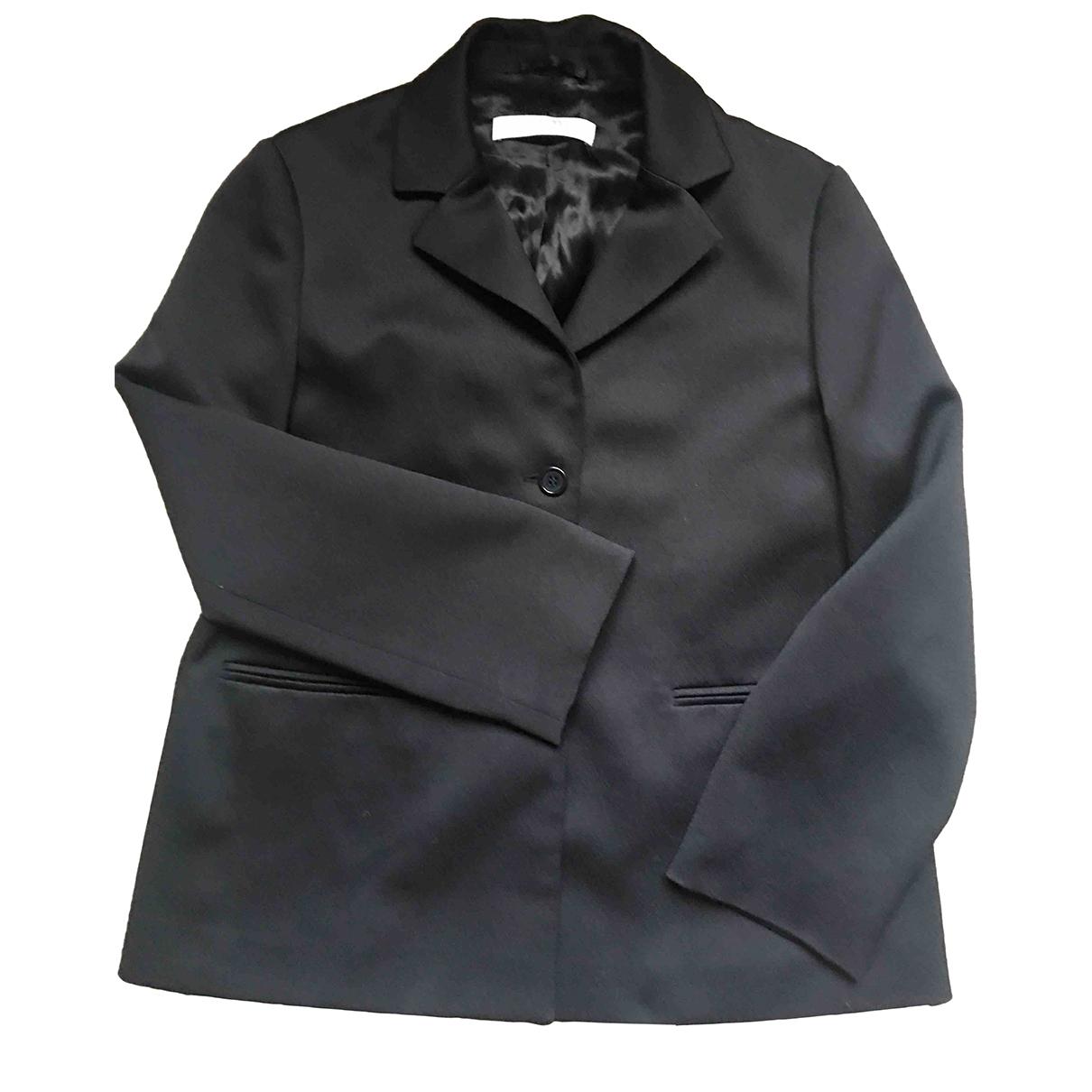 Miu Miu \N Black jacket for Women 38 FR