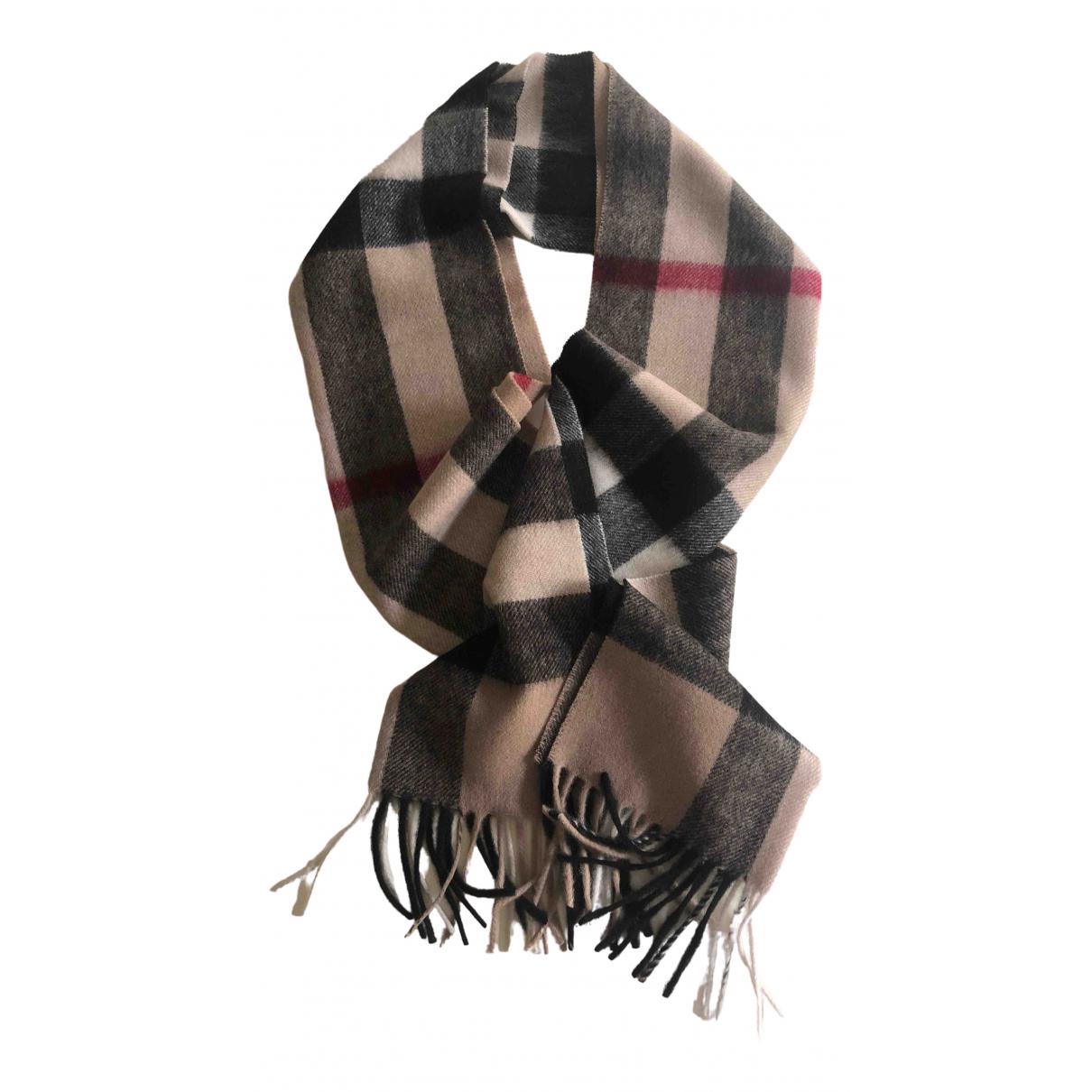 Ugg - Foulard   pour femme en laine - multicolore