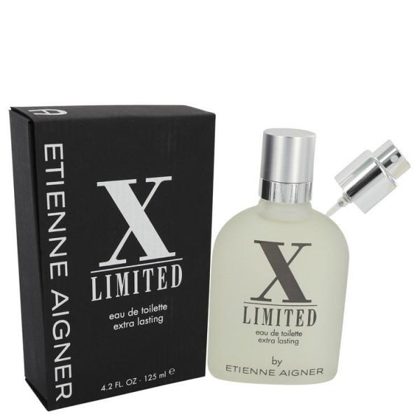 X Limited - Etienne Aigner Eau de toilette en espray 125 ml