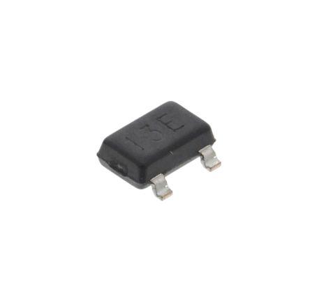 Allegro Microsystems A3213ELHLT-T , Omnipolar Hall Effect Sensor Switch, 3-Pin SOT-23 (5)