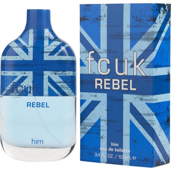 Fcuk Rebel - French Connection Eau de Toilette Spray 100 ml