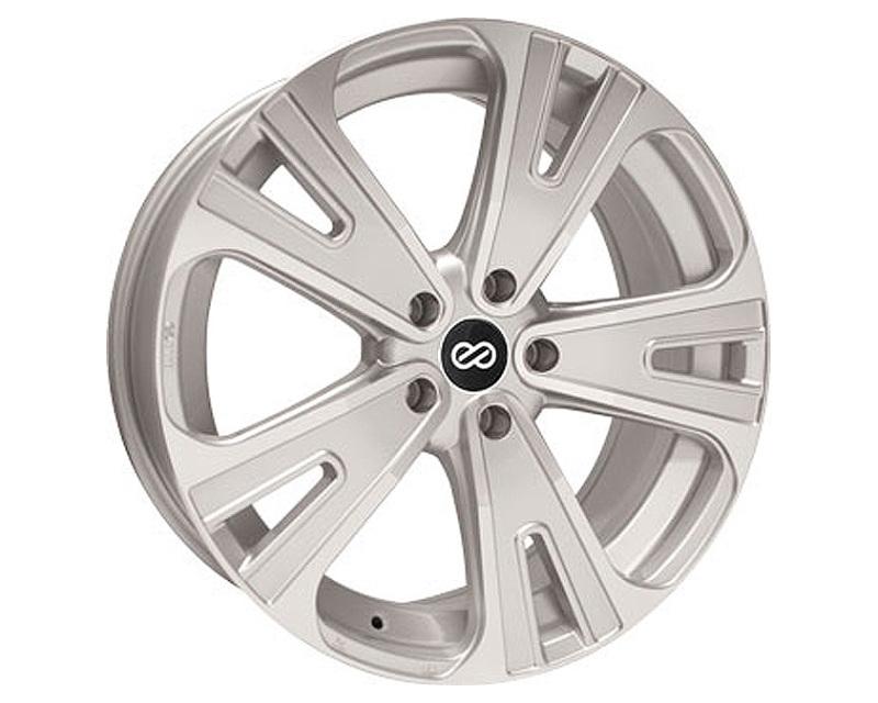 Enkei SVX Wheel Performance Series Silver Machined 20x8.5 5x114.3 40mm