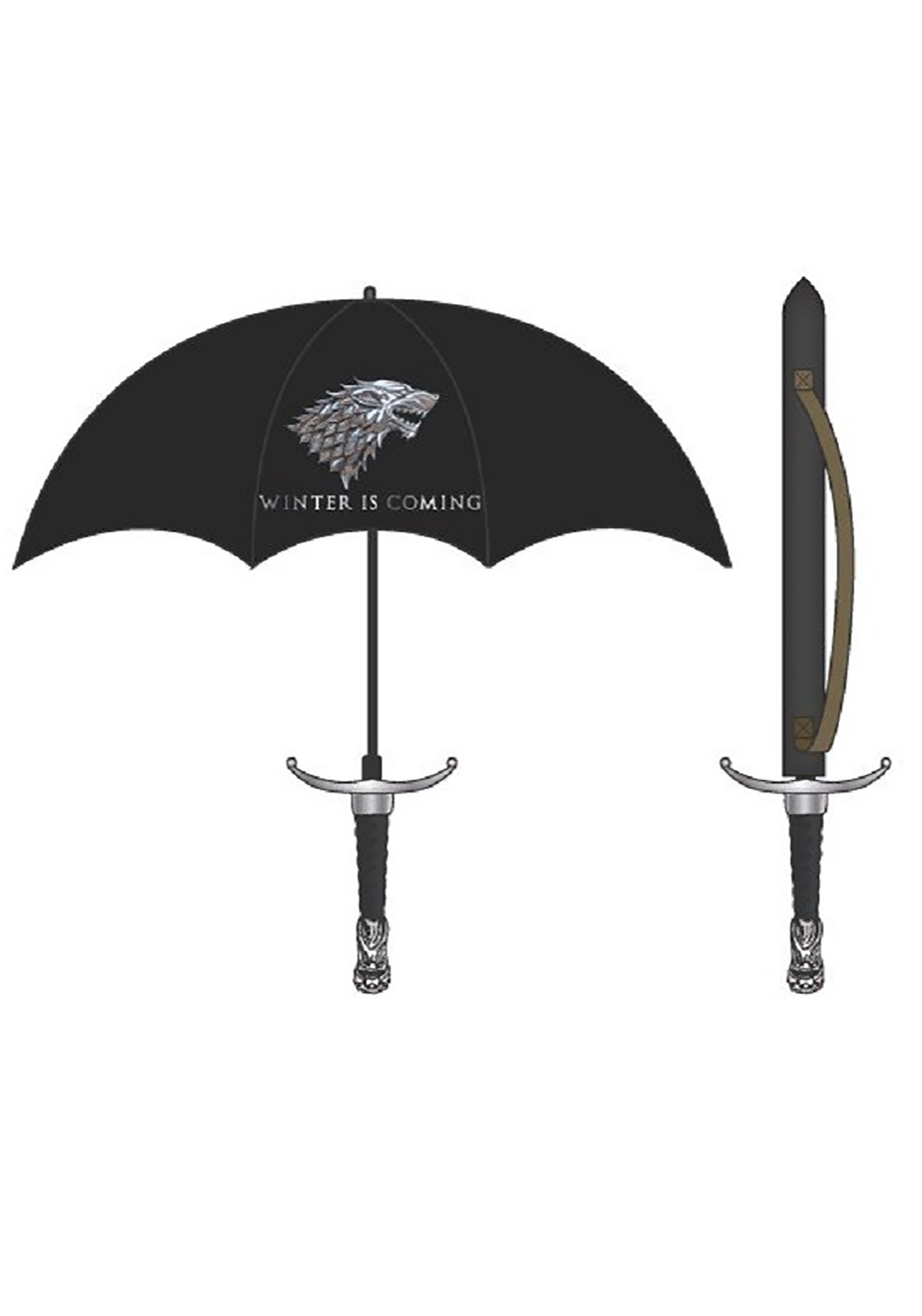 Game of Thrones Stark Longclaw Sword Molded Handle