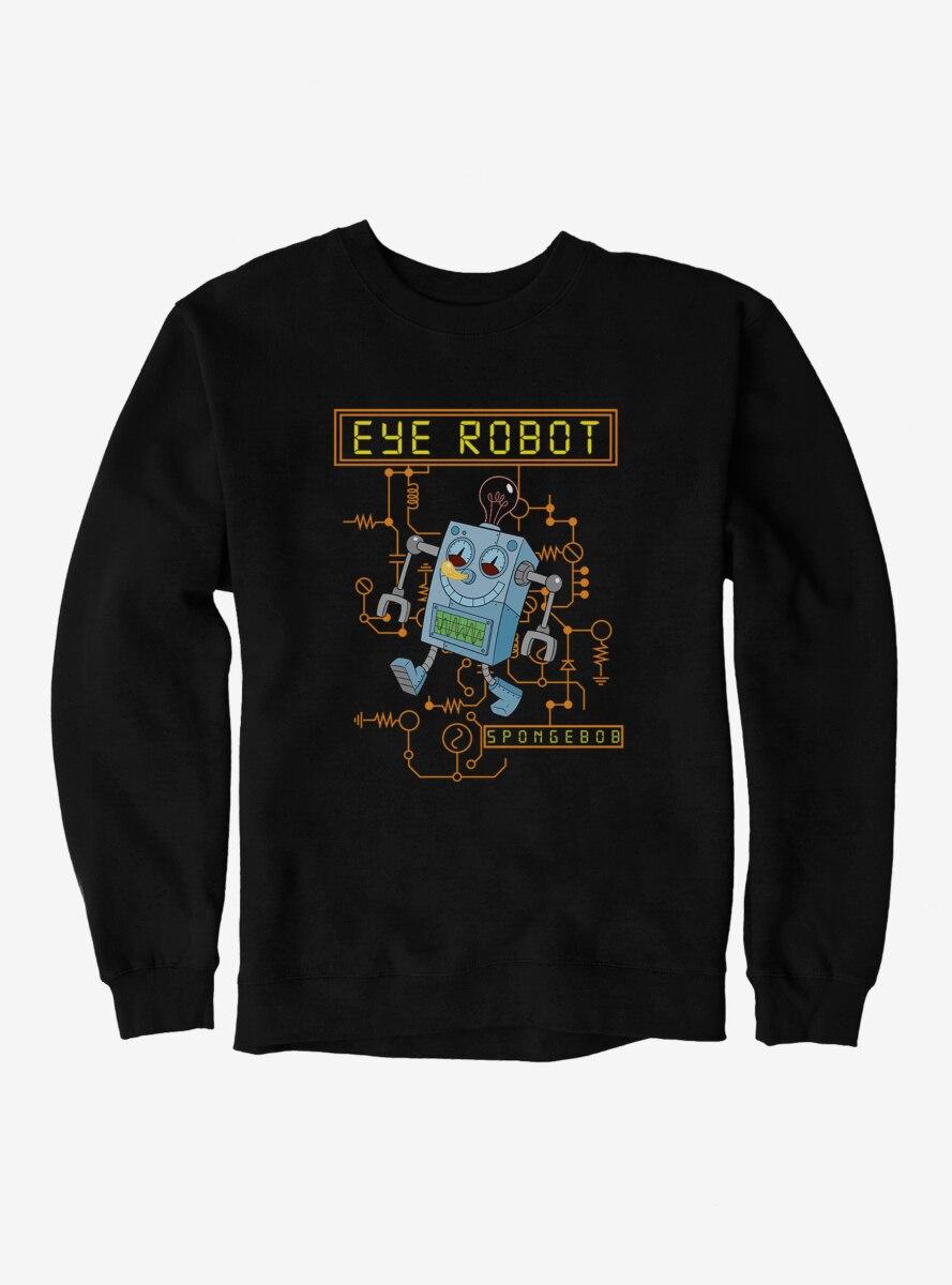 SpongeBob SquarePants Eye Robot Sweatshirt