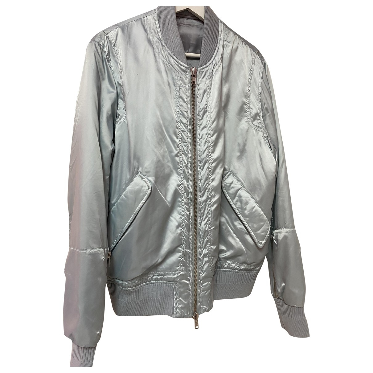 Tim Coppens \N Metallic jacket for Women L International