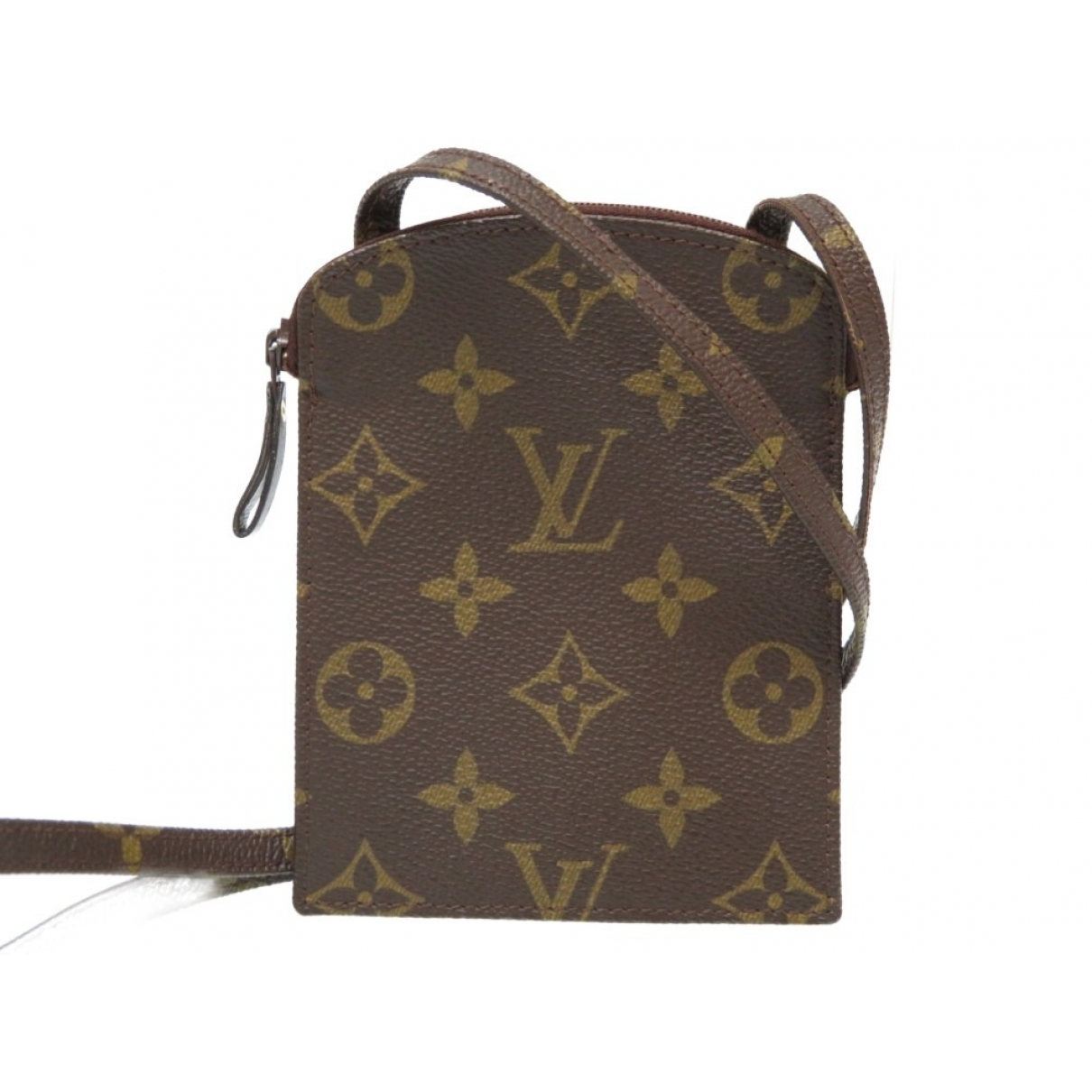 Louis Vuitton \N Brown Cloth handbag for Women \N