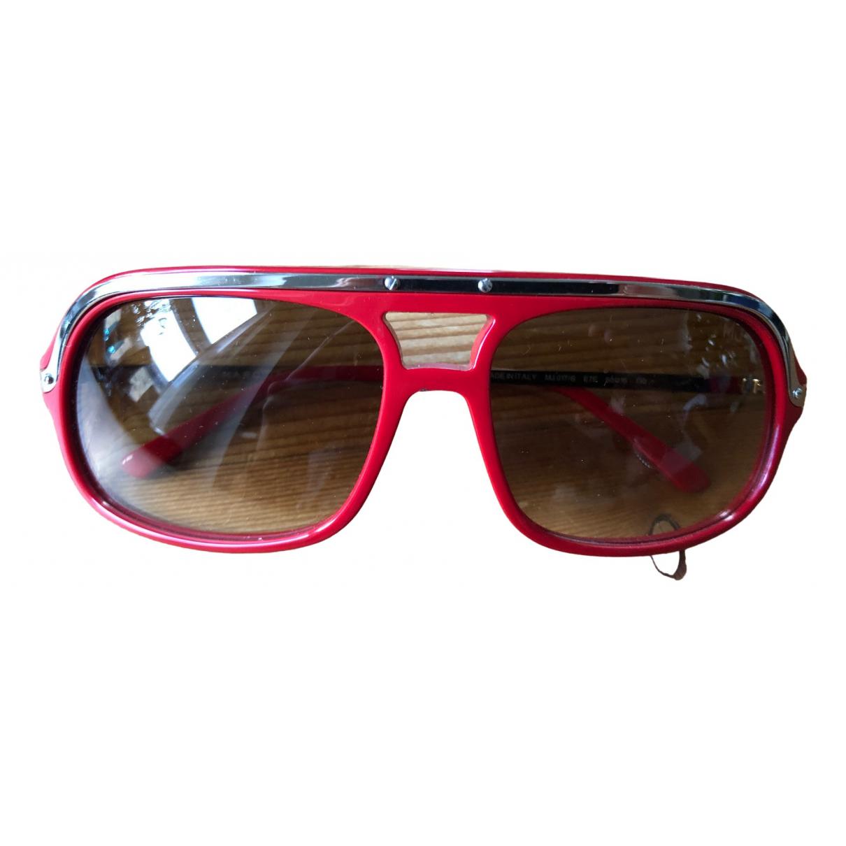 Marc Jacobs - Lunettes   pour femme - rouge
