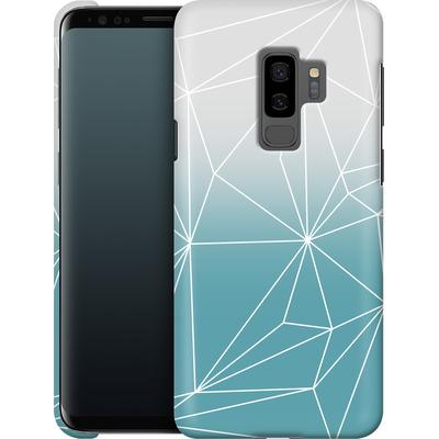 Samsung Galaxy S9 Plus Smartphone Huelle - Simplicity 2 von Mareike Bohmer