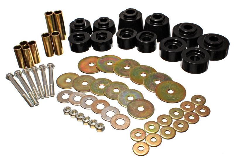 Energy Suspension 4.4117G Body Mount Set