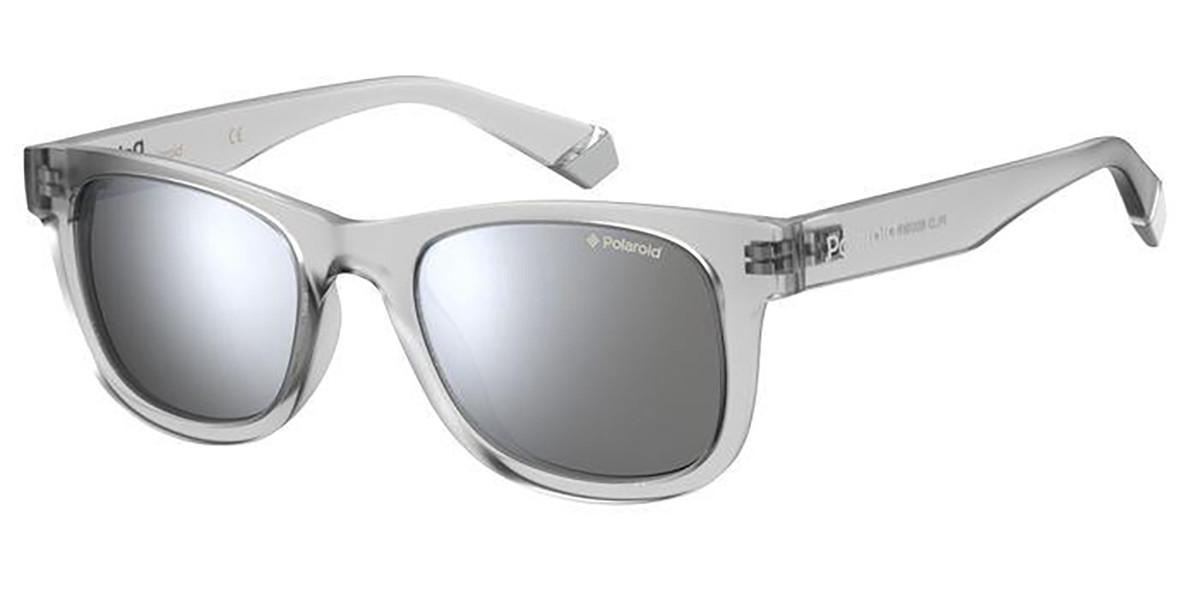 Polaroid PLD 8009/N Kids KB7/EX Kids' Sunglasses Grey Size 44