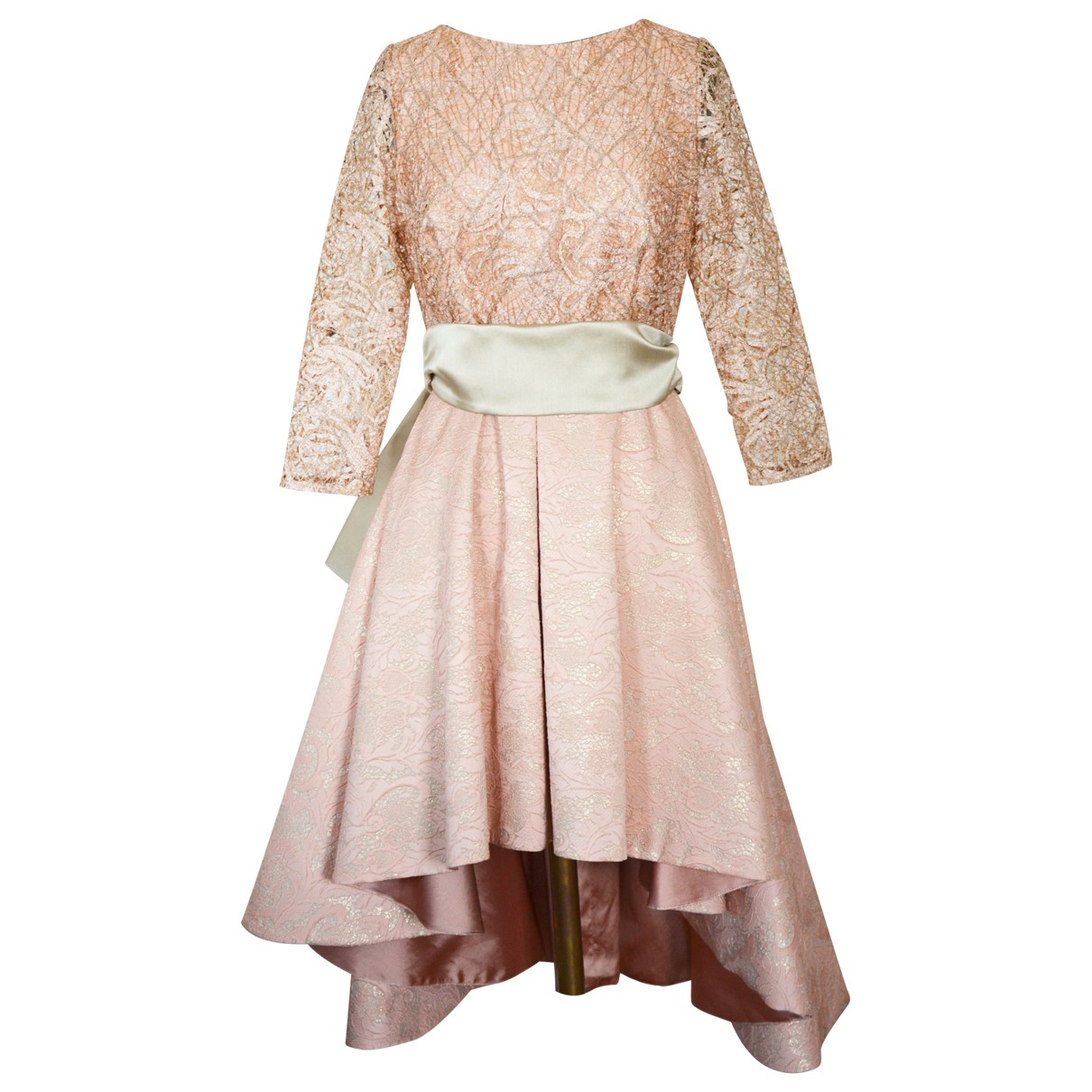 Matilde Cano \N Kleid in  Rosa Polyester