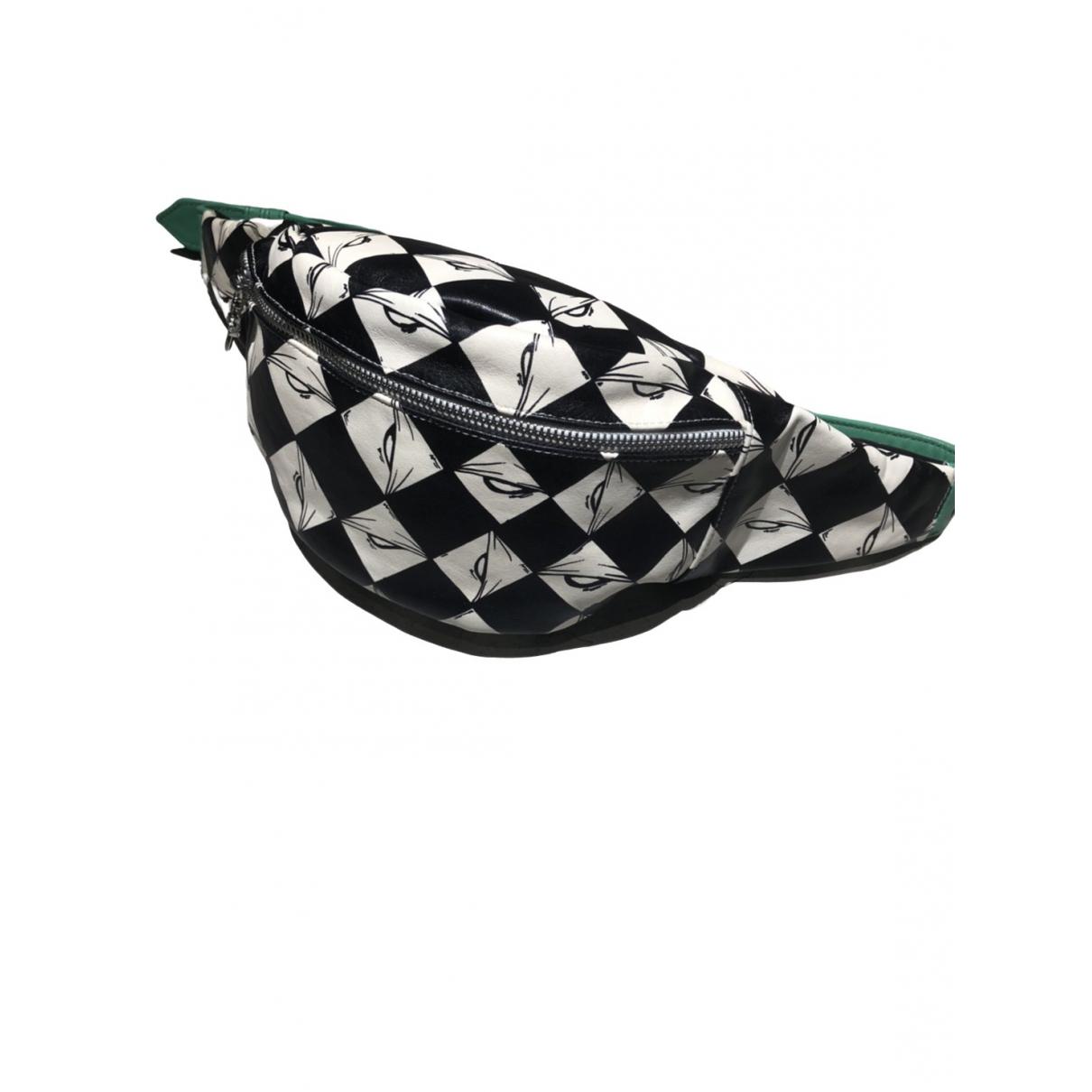 Chrome Hearts \N White Leather bag for Men \N