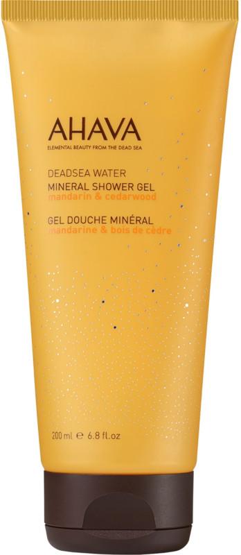 Mandarin & Cedarwood Mineral Shower Gel